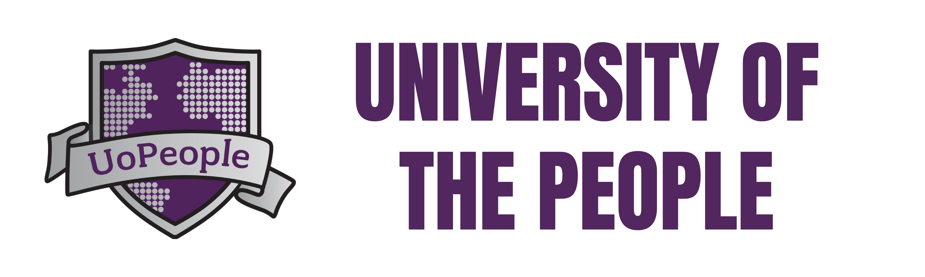 University of the people logo