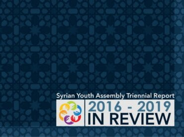 Syrian Youth Assembly triennial report