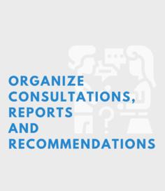 organize consultation