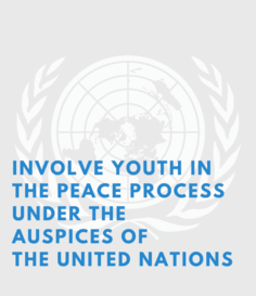 involve Syrian youth in the peacebuilding
